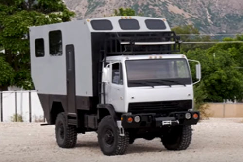All Terrain Campers >> Extreme Off Road Campers All Terrain Rvs